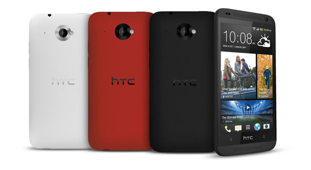 HTC анонсировала смартфоны Desire 601 и Desire 300