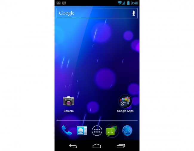 Версия Android 4.0