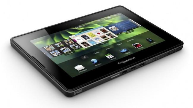 Планшет BlackBerry PlayBook