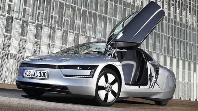 Гибрид Volkswagen XL1