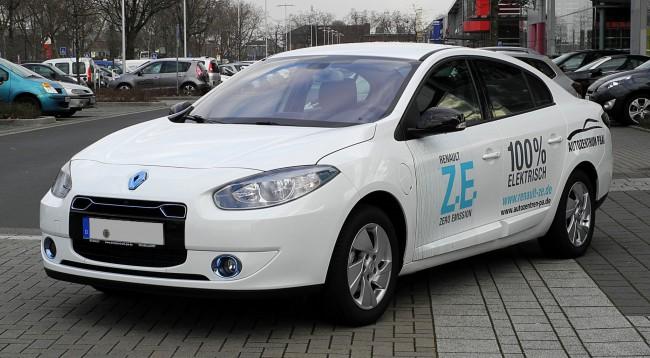 Renault Fluence Z.E