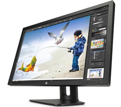 HP выпустила два монитора для профессиональных пользователей