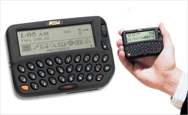 Пейджер для двухсторонней связи RIM Inter@ctive Pager 950