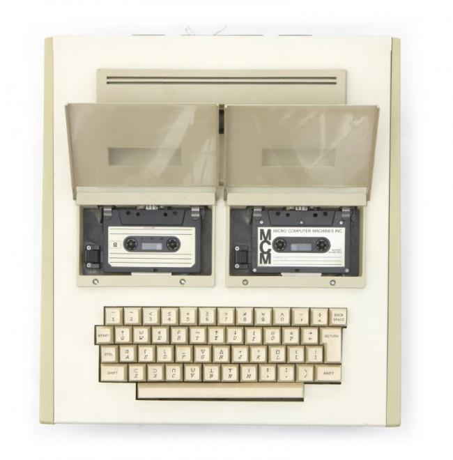 Вариант с двумя кассетами был наиболее распространенным