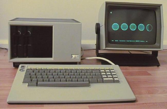 Персональный компьютер Nokia MikroMikko 1 (1981 год)