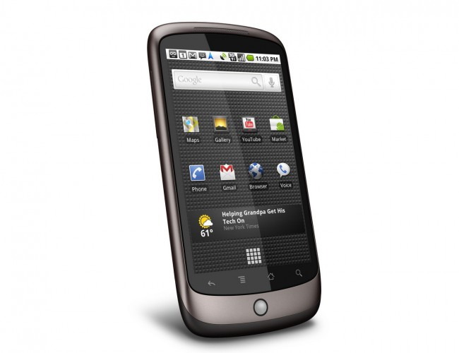 Смартфон Google Nexus One