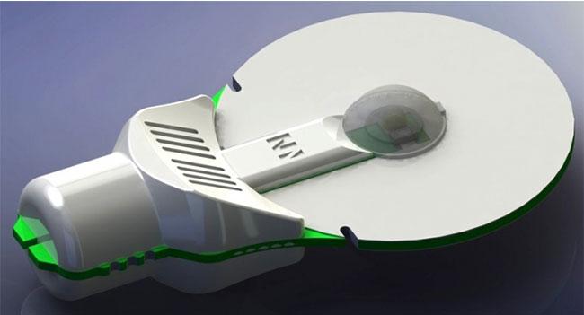 NliteN предлагает удешевить LED лампы, придав им плоскую форму