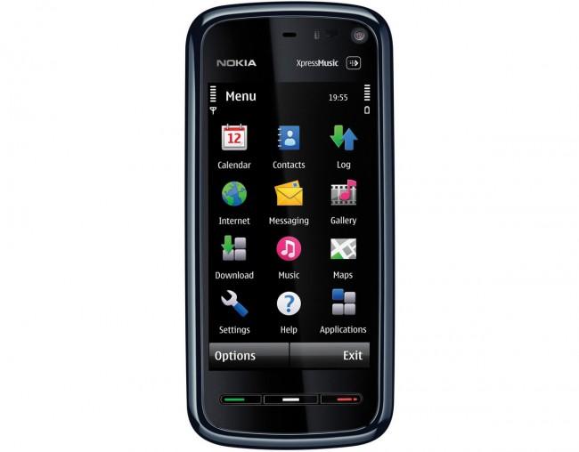 Модель Nokia 5800 XpressMusic