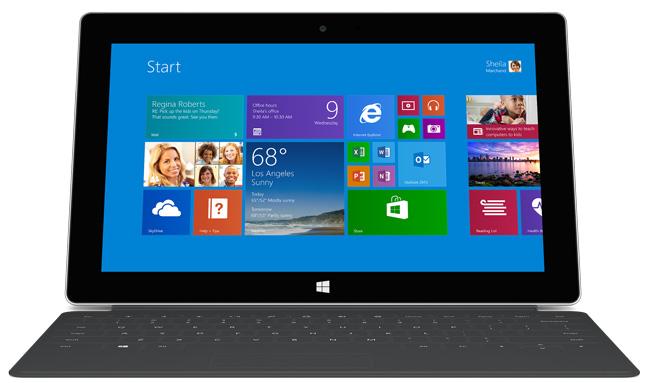 Microsoft представила планшеты Surface 2, Surface Pro 2 и аксессуары к ним