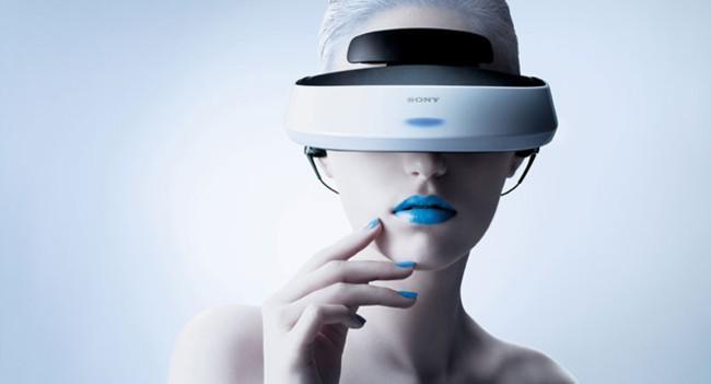 Для консоли PlayStation 4 Sony выпустит шлем виртуальной реальности