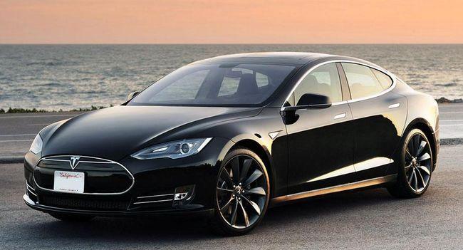 И что же это за езда? …рекорд Tesla...