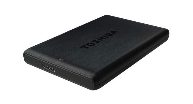 Toshiba выпустила портативный накопитель STOR.E Plus емкостью 2 ТБ