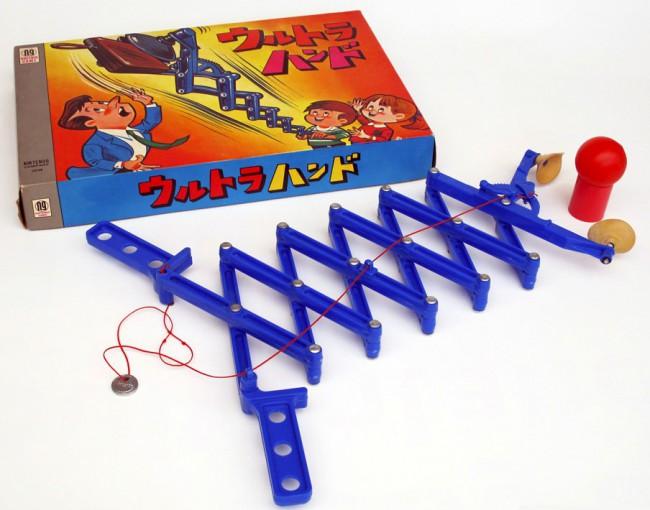Механическая игрушка Ultra Hand (1966 год)
