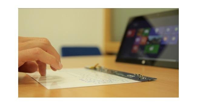 CSR показала самую тонкую в мире Bluetooth-клавиатуру