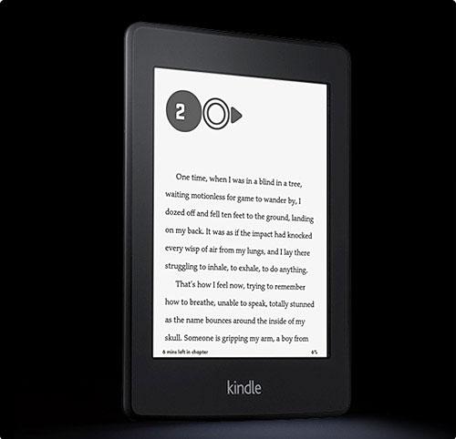 Amazon Kindle Paperwhite