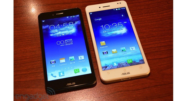 ASUS обновила смартфон PadFone Infinity