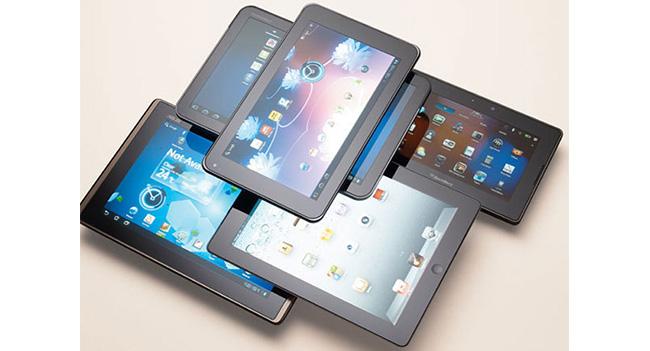 В Украине продажи планшетов превзошли продажи ноутбуков