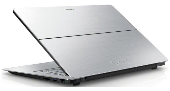Sony представляет в Украине мультимедийный ноутбук-трансформер VAIO Fit 13A