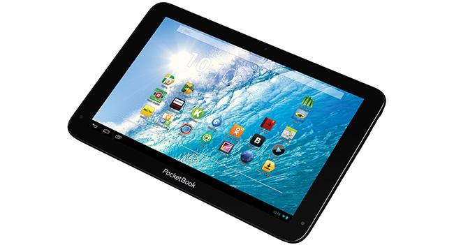 PocketBook показала на IFA 2013 планшеты SURFpad 3 и ридер Basic Touch