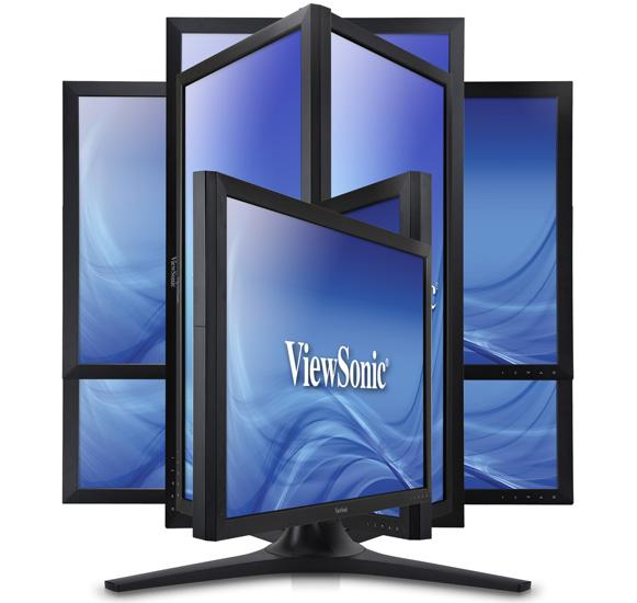 ViewSonic анонсировала профессиональный монитор VP2772