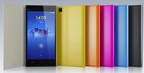 Xiaomi представила флагманский смартфон Mi-3