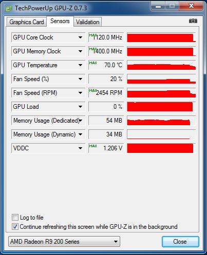 ASUS_270X_GPU-Z_nagrev