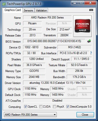 MSI_R9-270x-Hawk_GPU-Z_info