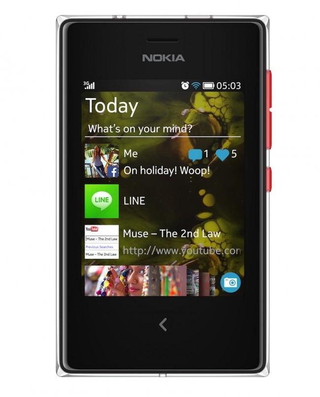 Ассортимент телефонов Nokia Asha пополнили модели 500, 502 и 503 - ITC.ua