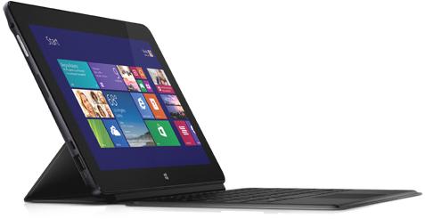 Dell анонсировала линейку планшетов Venue с ОС Windows 8.1 и Android