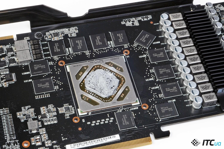 Обзор видеокарты ASUS R9280X-DC2T-3GD5 (ASUS R9 280X DirectCU II TOP))