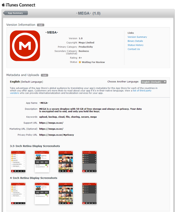 Mega скачать приложение - фото 11