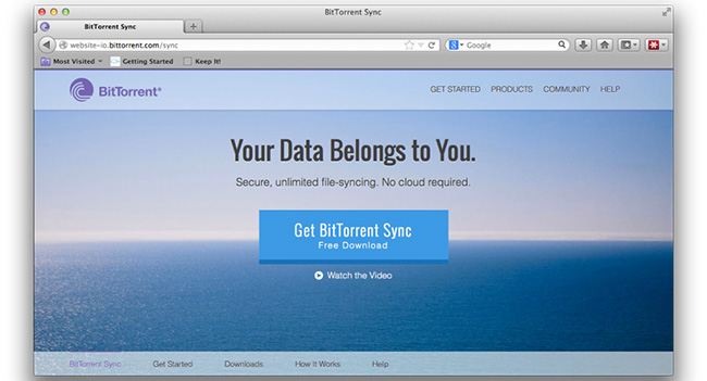 BitTorrent Sync 1.2 update brought a speed boost, suppo ...