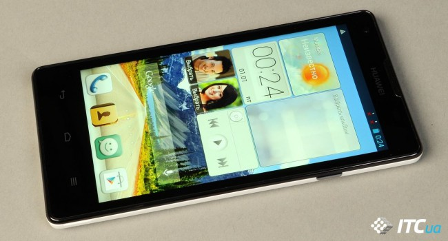 Huawei Ascend G700 Intro