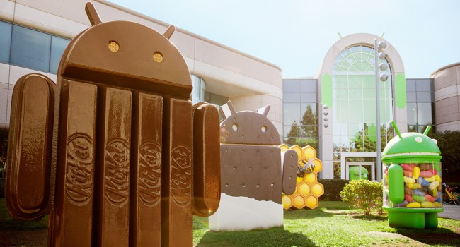 Обзор Android 4.4