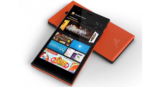 Jolla реализует в своих смартфонах доступ к магазину Yandex.Store