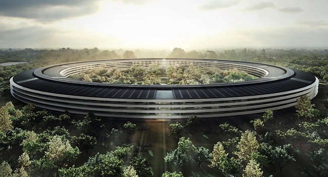 Apple has received final approval for the construction of new campus