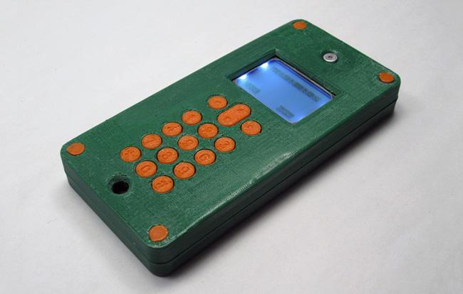 Своими руками корпус телефон 17