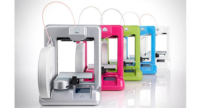 IDC ожидает 10-кратного роста объемов поставок 3D-принтеров к 2017 году