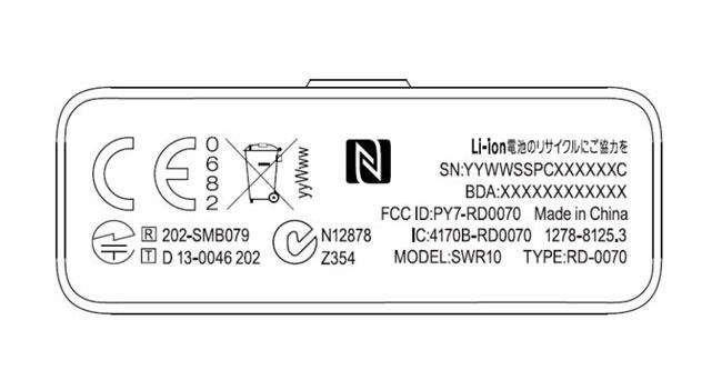 Sony работает над выпуском нового носимого устройства SWR10