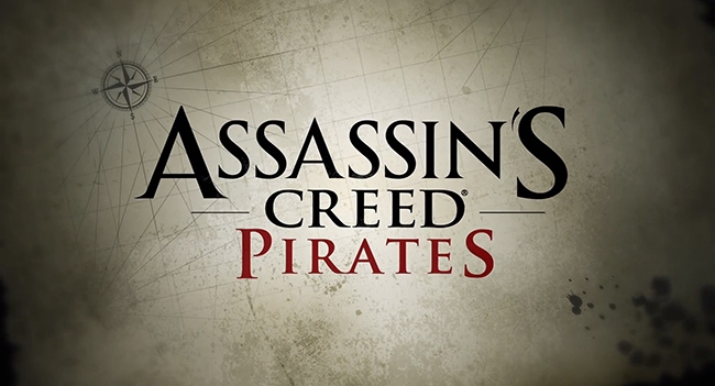 Assassin's Creed: Pirates - Caribbean, which is always with you