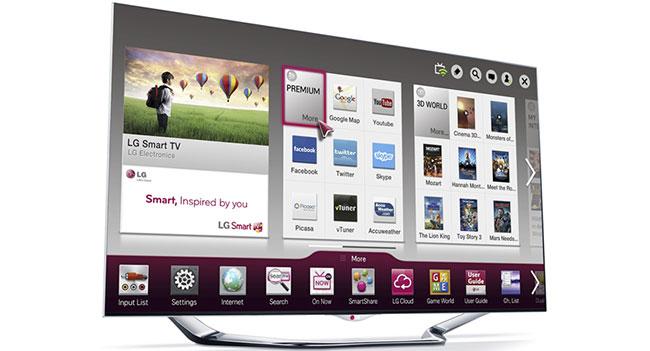 В новых телевизорах LG Smart TV реализованы улучшенные функции распознавания жестов и речи