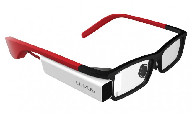 Lumus company is trying to interest manufacturers of