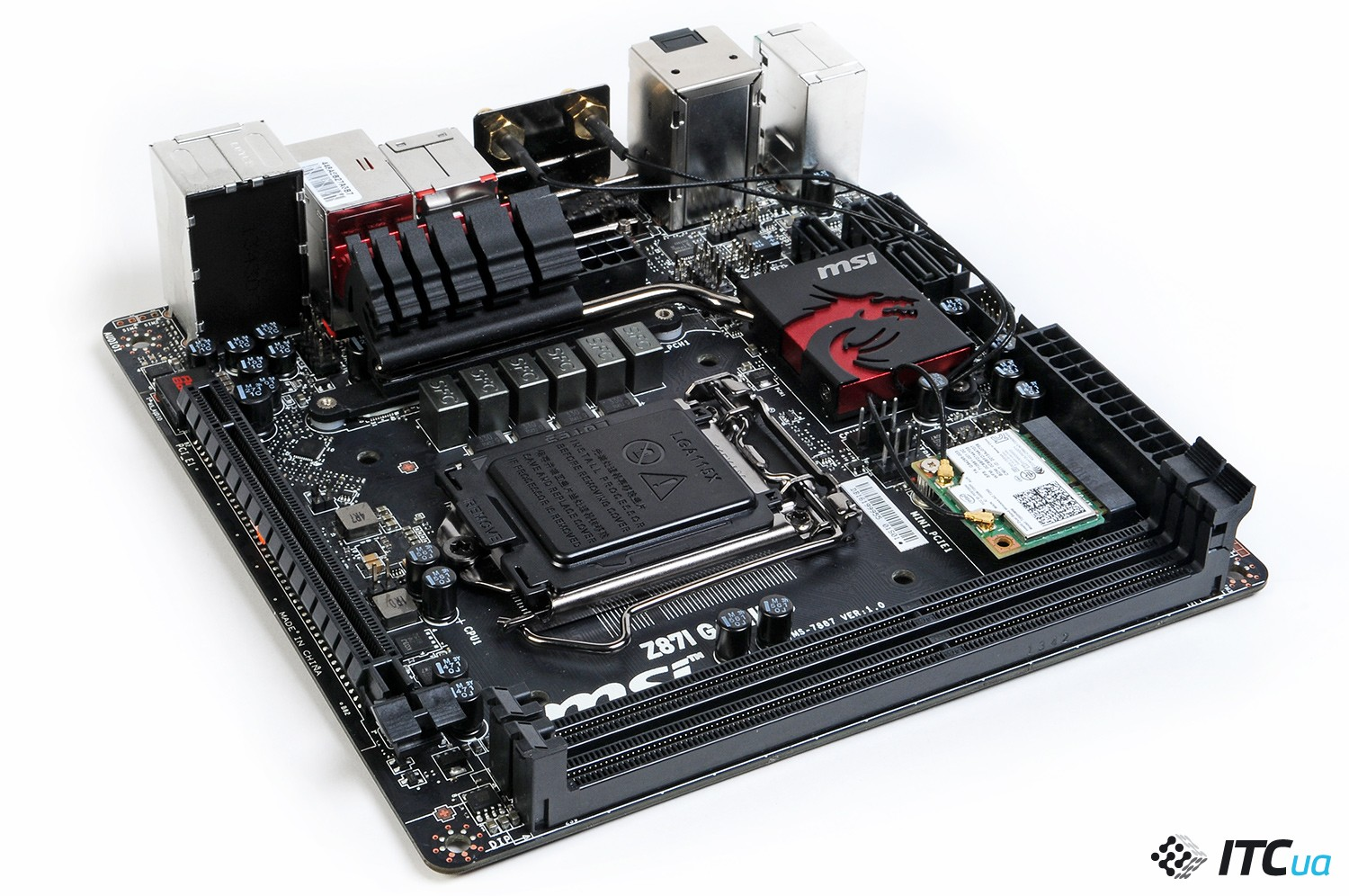 MSI Z87I Gaming AC Intel Smart Connect Technology Treiber Herunterladen