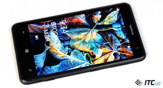 Обзор Lumia 625: самый доступный LTE-смартфон Nokia