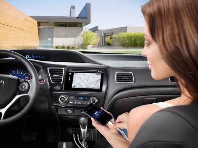 Honda introduced a new generation of automotive systems HondaLink supporting Siri Eyes Free and Nokia HERE