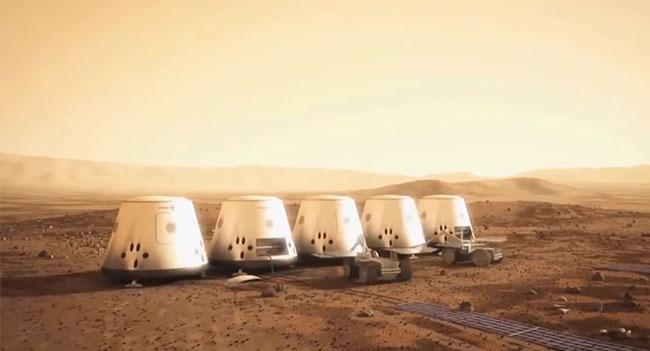 Во второй тур проекта Mars One отобрано 1058 кандидатов в астронавты