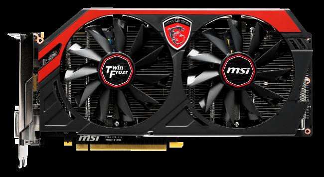 msi GTX 780Ti GAMING