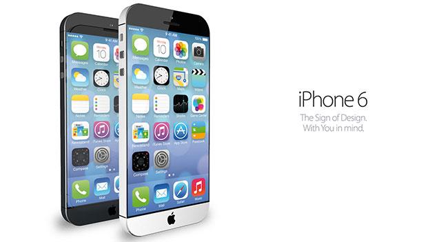 Apple определилась основными элементами дизайна iPhone 6