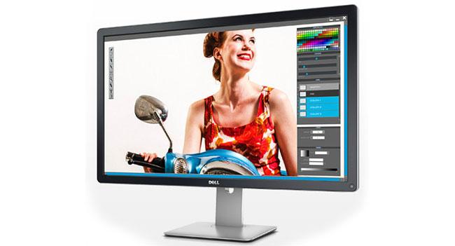 Dell будет продавать 28-дюймовый монитор с 4K разрешением по цене $699