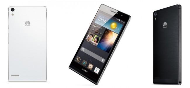 Huawei Ascend P6 GSM+CDMA_1